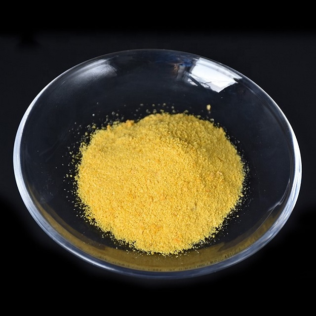 factory price pac 30% yellow polyaluminum chloride